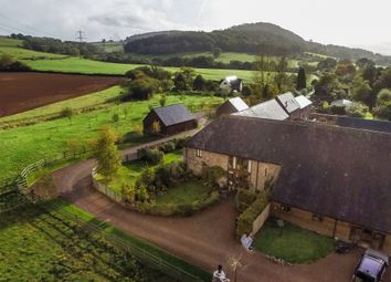 Thumbnail 4 bed barn conversion for sale in Llanrothal, Monmouth