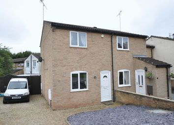 Thumbnail 2 bed end terrace house for sale in Sefton Close, Stapenhill, Burton-On-Trent