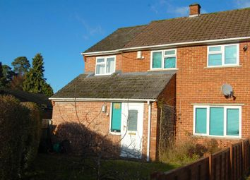 Thumbnail 3 bed semi-detached house for sale in Fir Grove, Whitehill, Bordon