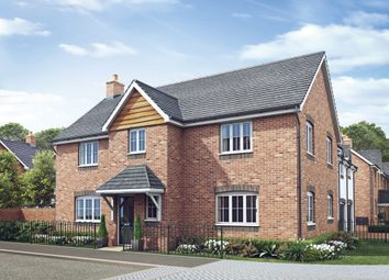 Thumbnail 5 bedroom detached house for sale in Kings Street, Yoxall, Staffordshire