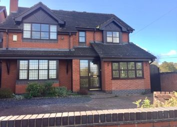 Thumbnail 4 bed detached house for sale in Bridge Street, Wybunbury, Nantwich, Cheshire