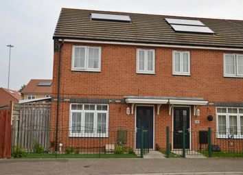 Thumbnail 2 bedroom end terrace house for sale in Abbeygate, West Lane, Middlesbrough