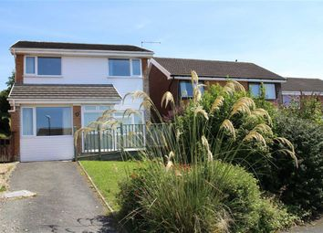 Thumbnail 4 bed detached house for sale in Maesceinion, Waunfawr, Aberystwyth