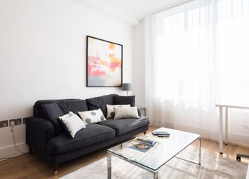 Thumbnail Serviced flat to rent in Princes House - Kingsway, London