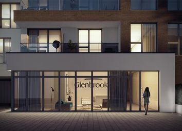 Thumbnail 2 bed flat for sale in Glenbrook, Hammersmith