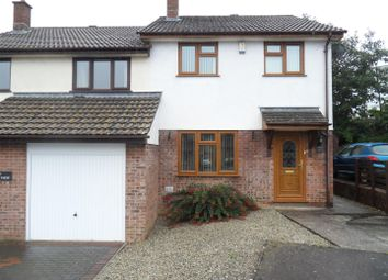 Thumbnail 3 bed semi-detached house to rent in Manor View, Par