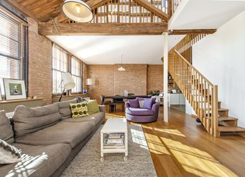 Thumbnail 3 bed flat to rent in Curtain Road, Shoreditch