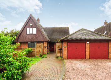 Thumbnail 3 bedroom bungalow for sale in Aspal Lane, Beck Row, Bury St. Edmunds