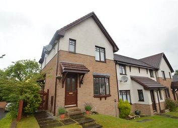 Thumbnail 3 bed terraced house for sale in Auchineden Court, Bearsden, Glasgow