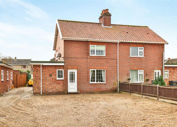 Thumbnail 3 bedroom semi-detached house for sale in Dereham Road, Easton, Norwich