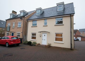 Thumbnail 5 bedroom detached house to rent in Whitley Road, Upper Cambourne