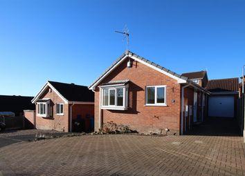 Thumbnail 2 bed bungalow to rent in Brassington Close, West Hallam, Ilkeston