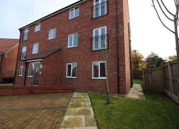 Thumbnail 2 bed flat for sale in Mulberry Court, Ormskirk