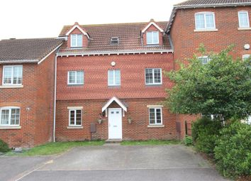 Thumbnail 4 bedroom town house for sale in Moonstone Square, Sittingbourne