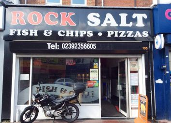 Thumbnail Restaurant/cafe for sale in 105 London Road, Portsmouth