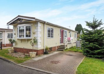 Thumbnail 2 bed mobile/park home for sale in The Pippins, Orchards Residential Park, Slough