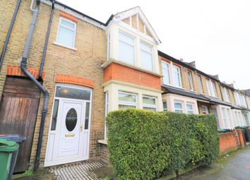 Thumbnail 4 bedroom terraced house to rent in Leonard Road, London