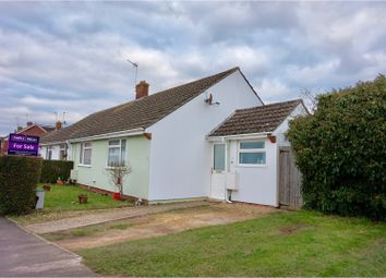 Thumbnail 3 bed bungalow for sale in Bow Drive, Hook