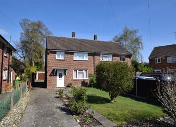 Thumbnail 3 bed semi-detached house for sale in Rowan Close, Camberley, Surrey