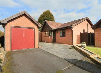 Thumbnail 2 bed detached bungalow for sale in Bedlington Gardens, Mapperley, Nottingham