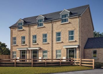 "Thumbnail 3 bed end terrace house for sale in ""The Bentley"" at Holme Road, Market Weighton, York"