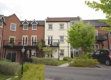 Thumbnail 1 bed flat to rent in Webb Corbett House, Tutbury, Staffs