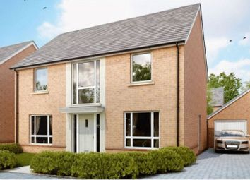 Thumbnail 4 bed detached house for sale in Amesbury Road, Longhedge, Salisbury