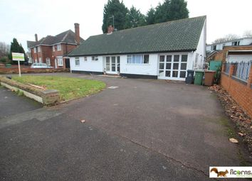 Thumbnail 3 bed bungalow for sale in Lake Avenue, Walsall