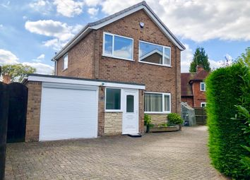 Thumbnail 3 bed detached house for sale in Leeway Road, Southwell