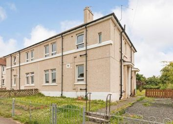 Thumbnail 2 bed flat for sale in Lugton Road, Dunlop, East Ayrshire