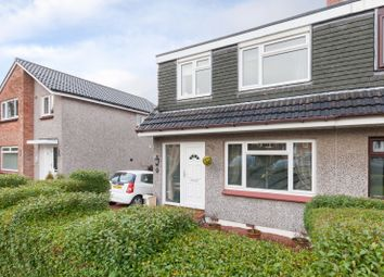 Thumbnail 3 bed property for sale in Princes Crescent, Dollar, Clackmannanshire