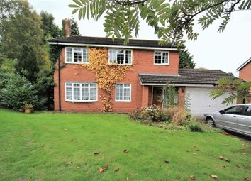 Thumbnail 4 bed detached house for sale in The Firs, Chester Road, Whitchurch
