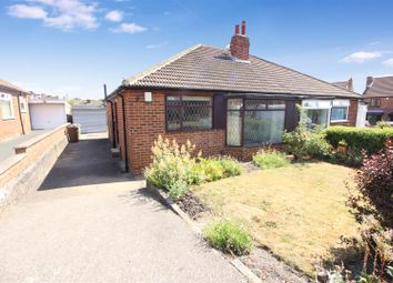 Thumbnail 2 bed semi-detached bungalow for sale in Field End Crescent, Leeds