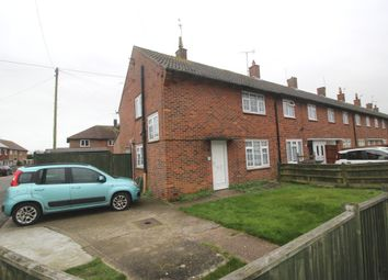 Thumbnail 4 bed end terrace house for sale in Priory Road, Langney, Eastbourne
