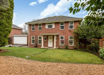 Thumbnail 4 bed detached house for sale in Bagshot/Lightwater, Surrey