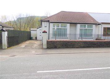 Thumbnail 2 bed bungalow for sale in Silverdean, Tyntyla Rd, Pentre