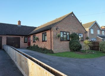 Thumbnail 3 bed bungalow for sale in Ickleton Road, Duxford, Cambridge