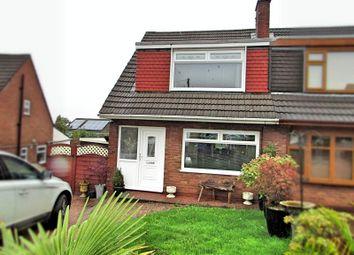 Thumbnail 2 bedroom semi-detached house for sale in Brodawel, Cimla, Neath, Neath Port Talbot.