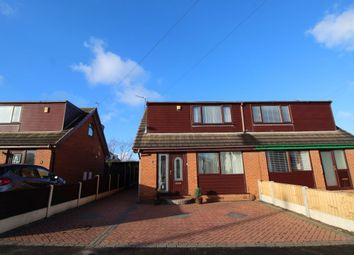 Thumbnail 2 bed semi-detached house for sale in Wembley Avenue, Blackpool