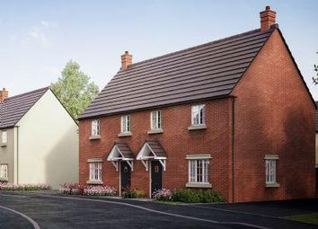 Thumbnail 3 bed semi-detached house for sale in Carpenters Place, Former Sawmills, Northampton Road, Brackley