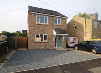 Thumbnail 3 bedroom detached house for sale in Tower Road, Sutton, Ely