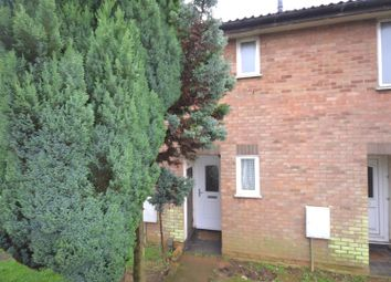 Thumbnail 1 bedroom property for sale in Brightwell Close, Felixstowe