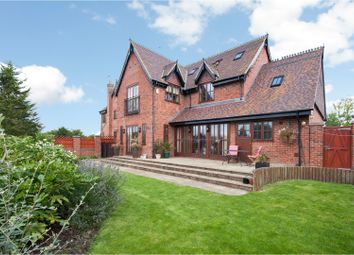 Thumbnail 5 bedroom detached house for sale in Main Road, Coventry