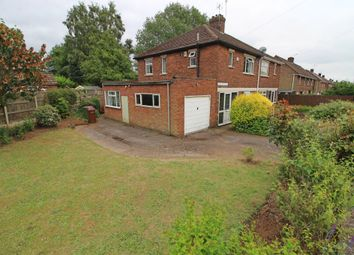 Thumbnail 3 bed semi-detached house for sale in Burghley Road, Scunthorpe