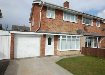 Thumbnail 3 bed semi-detached house to rent in Topcliffe Road, Thornaby, Stockton-On-Tees