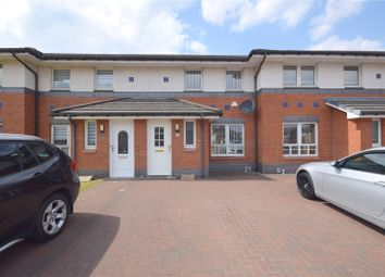 Thumbnail 2 bed terraced house for sale in Cressland Place, Castlemilk, Glasgow