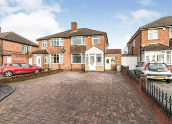 5 bed semi-detached house for sale in Neville Road, Castle Bromwich, Birmingham B36