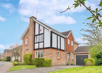 Thumbnail 4 bed detached house for sale in Burlington Close, Pinner