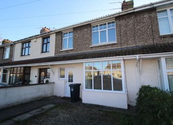 Thumbnail 3 bed terraced house to rent in Bristol Road, Portishead, Bristol