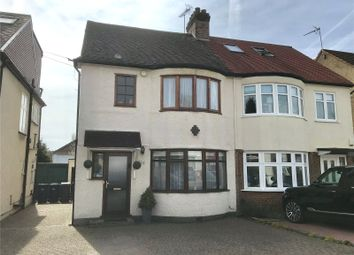 Thumbnail 3 bed semi-detached house for sale in Vineyard Avenue, Mill Hill, London